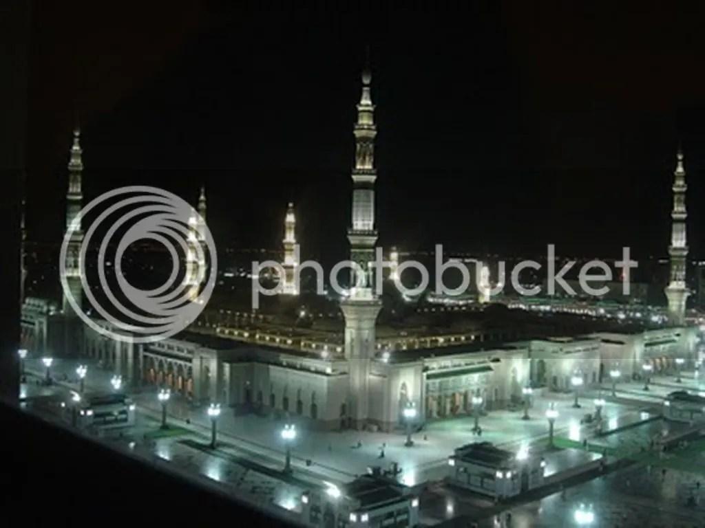 Masjid Nabawi Wallpaper