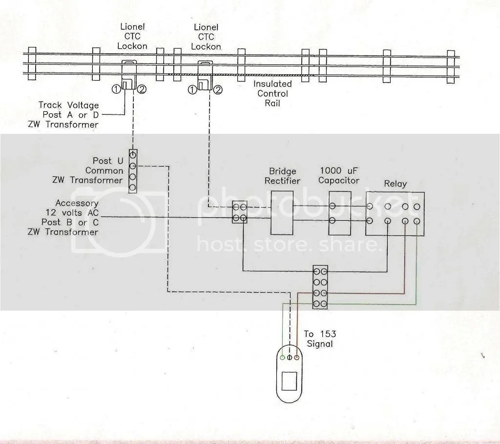 Lionel Legacy Wiring Diagrams