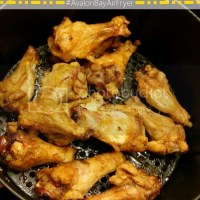 #Ad Air Fried Hot Wings - #AvalonBayAirFryer #Review & #Giveaway
