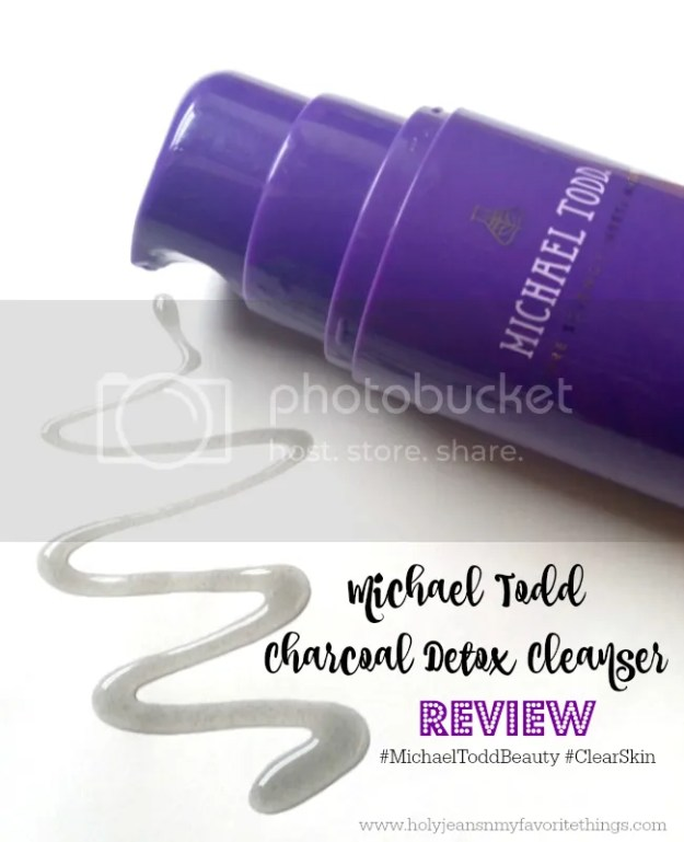 Michael Todd Charcoal Cleanser Review