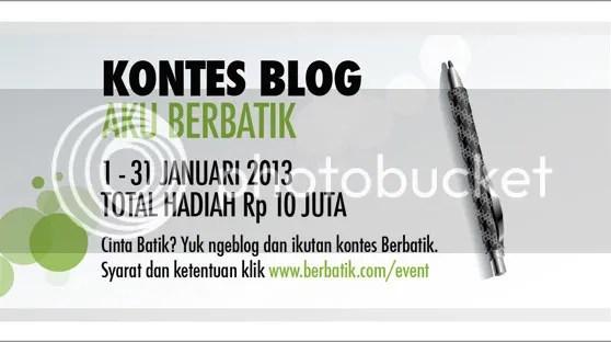 Globalisasi Batik (?)