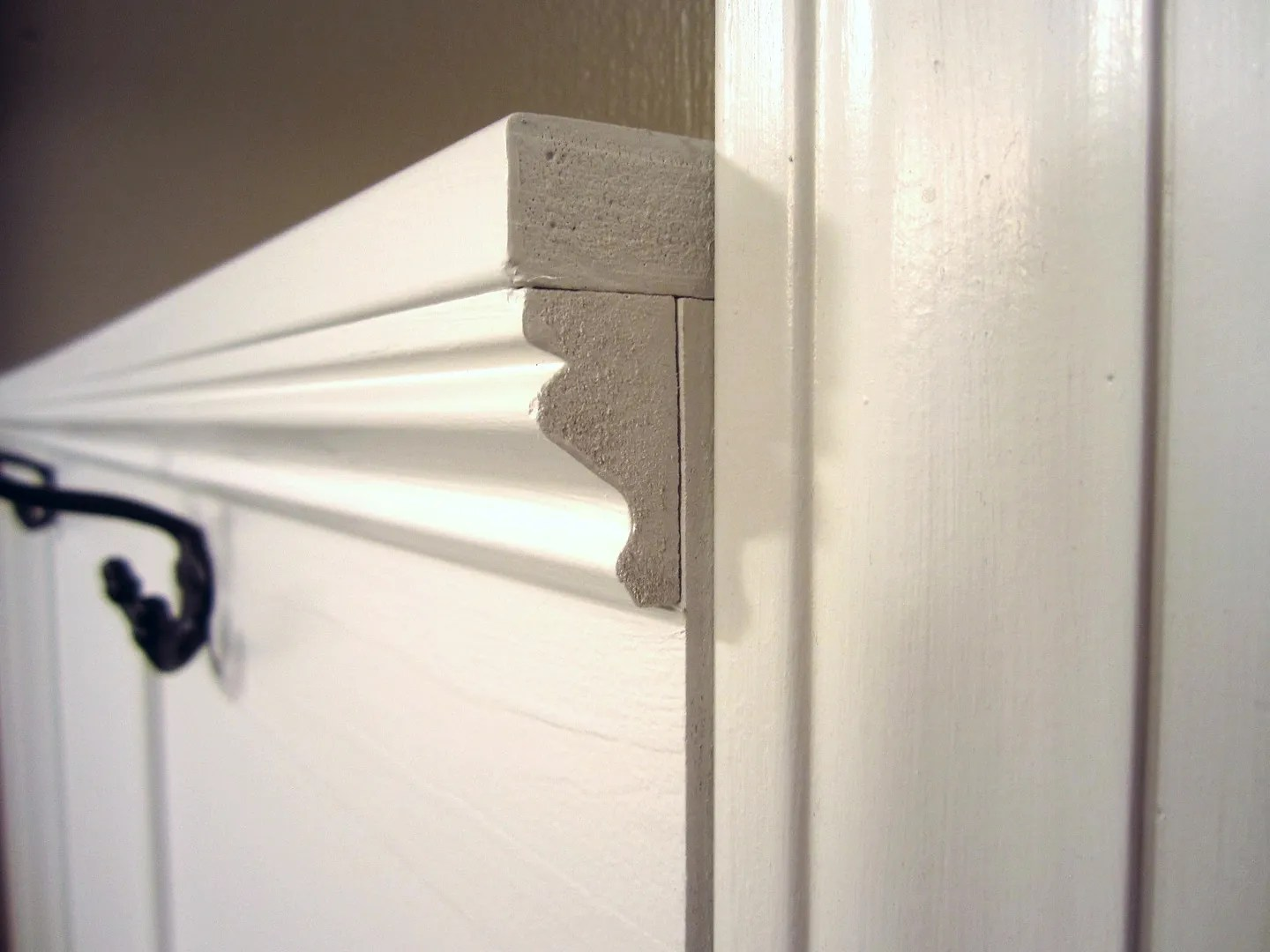 Board and Batten for a Small Bathroom / HomeStagingBloomingtonIL