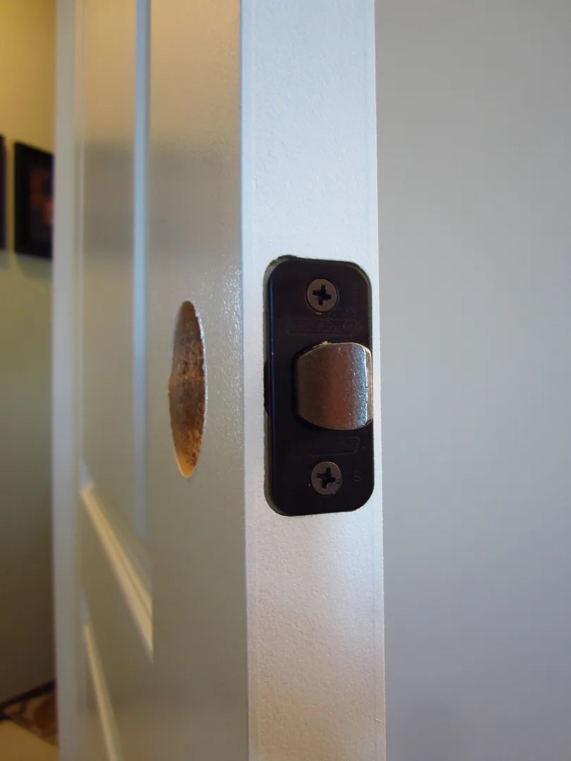 How To Hang An Interior Door Thats Not Pre Hung Home Staging In