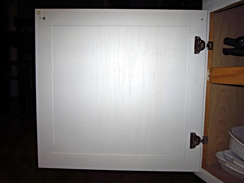 Creating Kitchen Storage for Pot Lids / HomeStagingBloomingtonIL