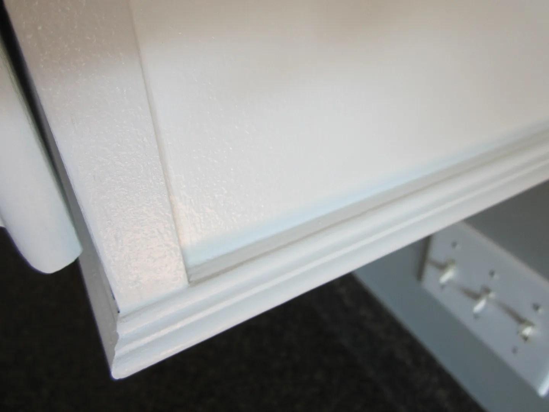 add trim to builder grade 42 u2033 kitchen cabinets u2013crown substitute