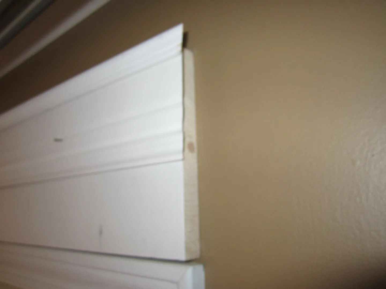 Window Trim Ideas--How to Add Bulk to Small Window Casing / HomeStagingBloomingtonIL.wordpress.com
