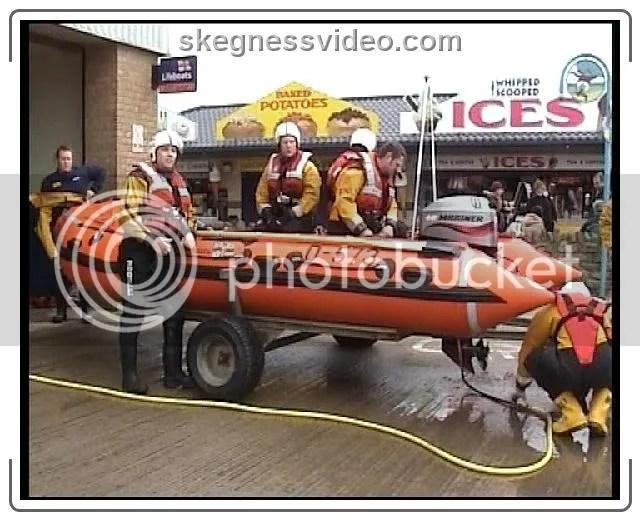 inshore lifeboat Skegness