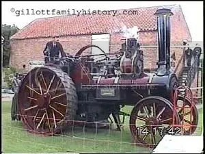 Pre World War 1 Steam Thresher