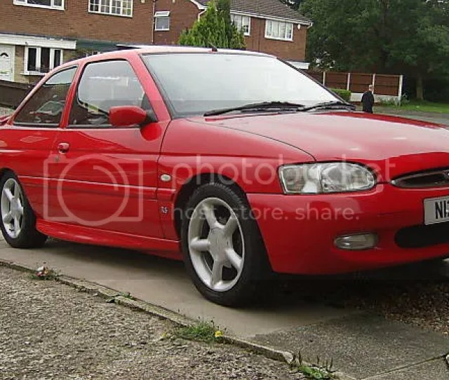 Either A Very Tidy Mk6 Escort Van Or A Mk5 Fiesta Van To Swap It With Possibly With Some Money Your Way If Its Very Tidy Here Is My Car And Spec