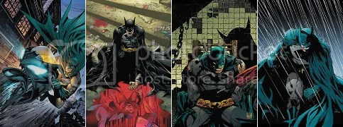 Batman 672-675