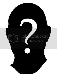 Image result for man with a question mark head logo