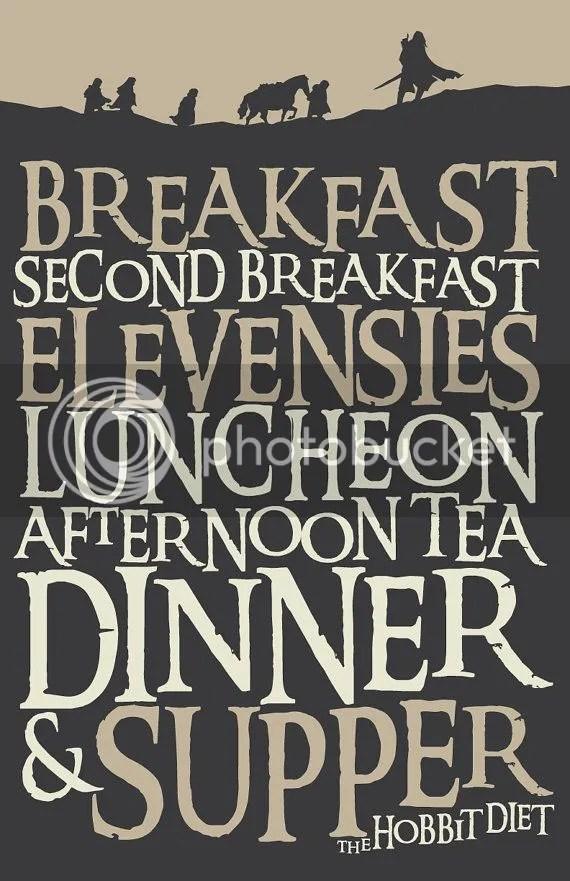 Hobbit Diet image