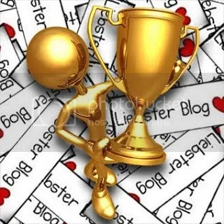 liebster award with trophy image