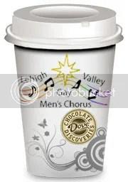 Lehigh Valley Gay Men's Chorus chocolate fundraiser