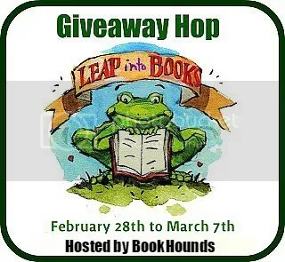 Leap Into Books Giveaway blog hop