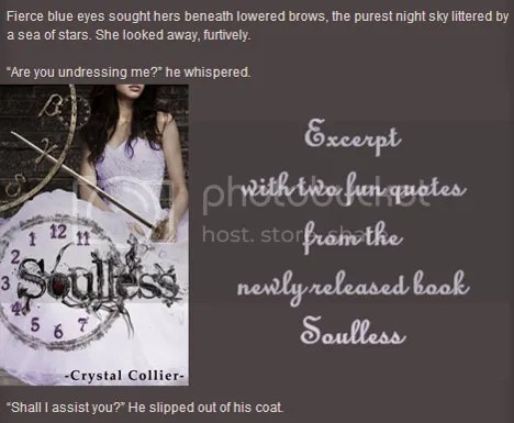 Crystal Collier Soulless