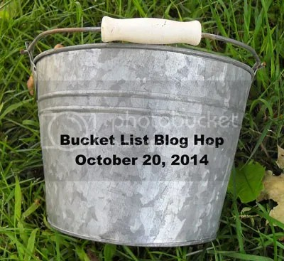 Bucket List blog hop by @susannedrazic