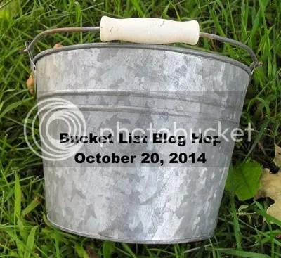 Bucket List blog hop by @susannedrazic