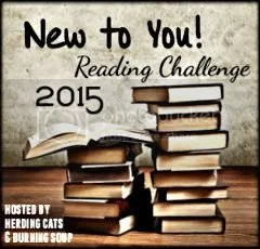 read something 'new' to you in 2015 and review it