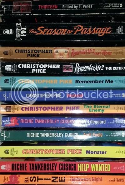 Books from the shelf of @JLenniDorner