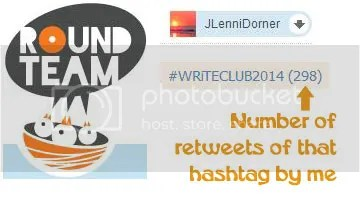 retweets of #writeclub2014 by @JLenniDorner