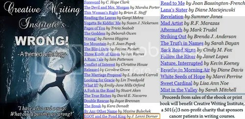 WRONG!: A themed anthology 2014 includes a short story by @JLenniDorner