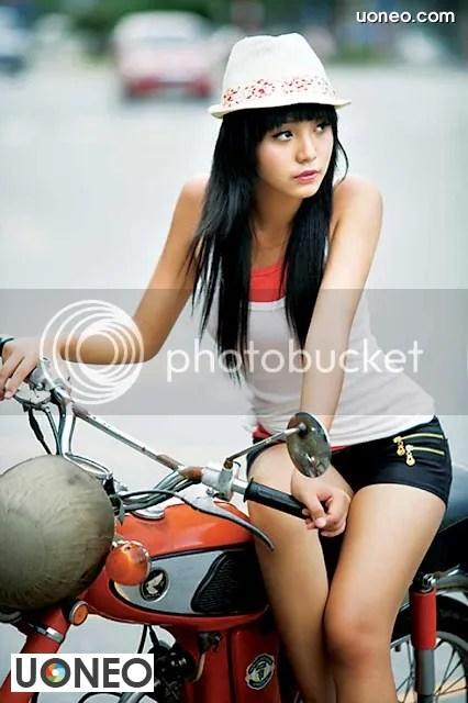 Le Hoang Bao Tran Uoneo 01 Le Hoang Bao Tran   Stunning 13 Year Old Model from Vietnam