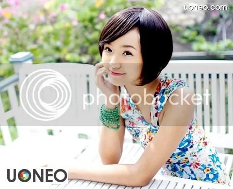 Le Hoang Bao Tran Uoneo 09 Le Hoang Bao Tran   Stunning 13 Year Old Model from Vietnam
