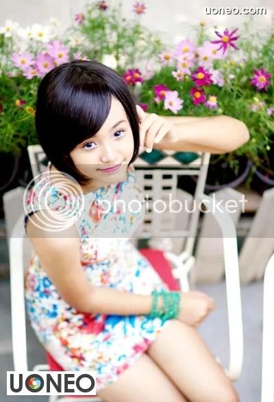 Le Hoang Bao Tran Uoneo 12 Le Hoang Bao Tran   Stunning 13 Year Old Model from Vietnam