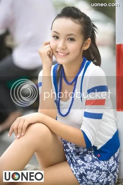 Le Hoang Bao Tran Uoneo 15 Le Hoang Bao Tran   Stunning 13 Year Old Model from Vietnam