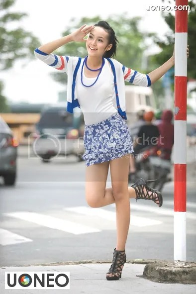 Le Hoang Bao Tran Uoneo 16 Le Hoang Bao Tran   Stunning 13 Year Old Model from Vietnam