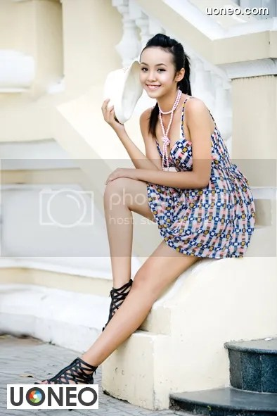 Le Hoang Bao Tran Uoneo 19 Le Hoang Bao Tran   Stunning 13 Year Old Model from Vietnam