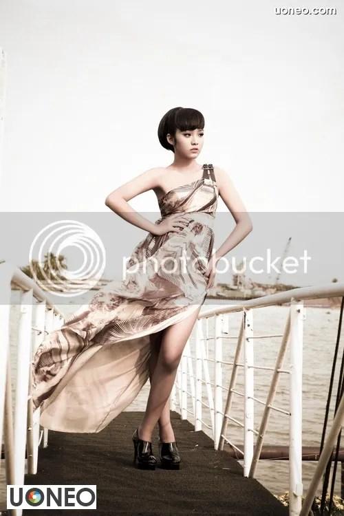 Le Hoang Bao Tran Uoneo 23 Le Hoang Bao Tran   Stunning 13 Year Old Model from Vietnam