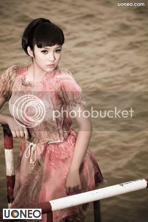 Le Hoang Bao Tran Uoneo 28 Le Hoang Bao Tran   Stunning 13 Year Old Model from Vietnam