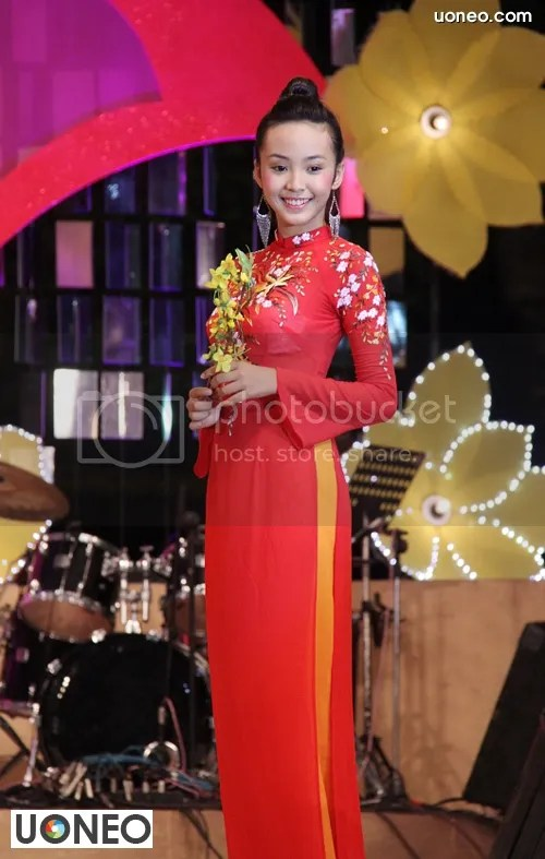 Le Hoang Bao Tran Uoneo 31 Le Hoang Bao Tran   Stunning 13 Year Old Model from Vietnam