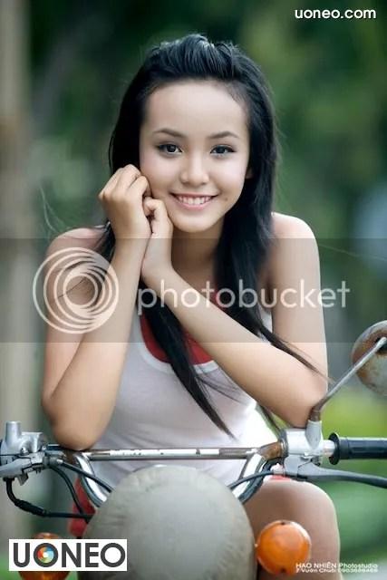 Le Hoang Bao Tran Uoneo 48 Le Hoang Bao Tran   Stunning 13 Year Old Model from Vietnam