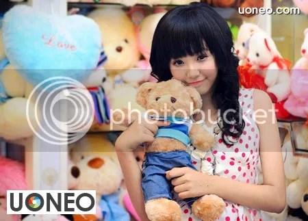 Le Hoang Bao Tran Uoneo 54 Le Hoang Bao Tran   Stunning 13 Year Old Model from Vietnam
