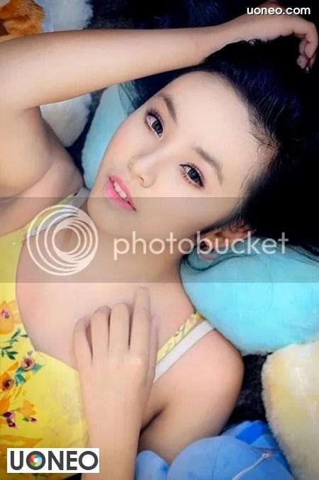 Le Hoang Bao Tran Uoneo 57 Le Hoang Bao Tran   Stunning 13 Year Old Model from Vietnam