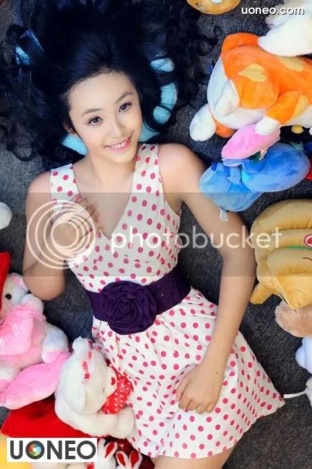 Le Hoang Bao Tran Uoneo 59 Le Hoang Bao Tran   Stunning 13 Year Old Model from Vietnam