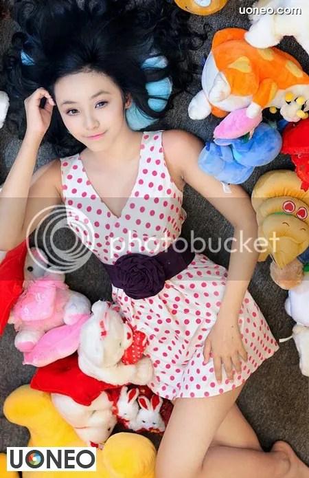 Le Hoang Bao Tran Uoneo 60 Le Hoang Bao Tran   Stunning 13 Year Old Model from Vietnam