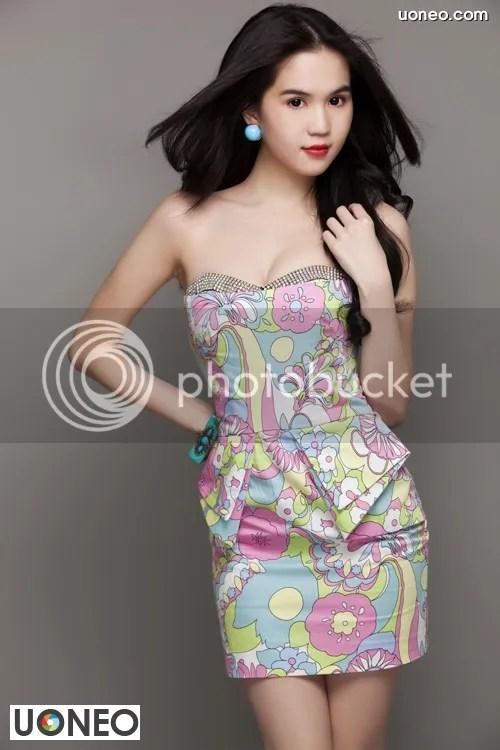 Ngoc Trinh Vietnam Model Uoneo 36 Ngoc Trinh   Vietnam Model: Beautiful costumes and colorful