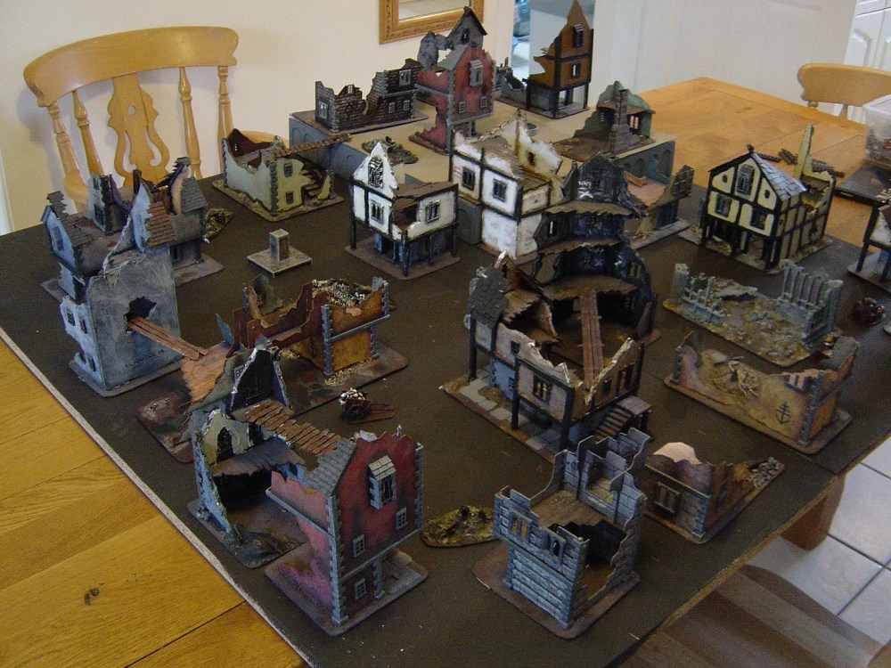 Mordheim - Part One (1/6)