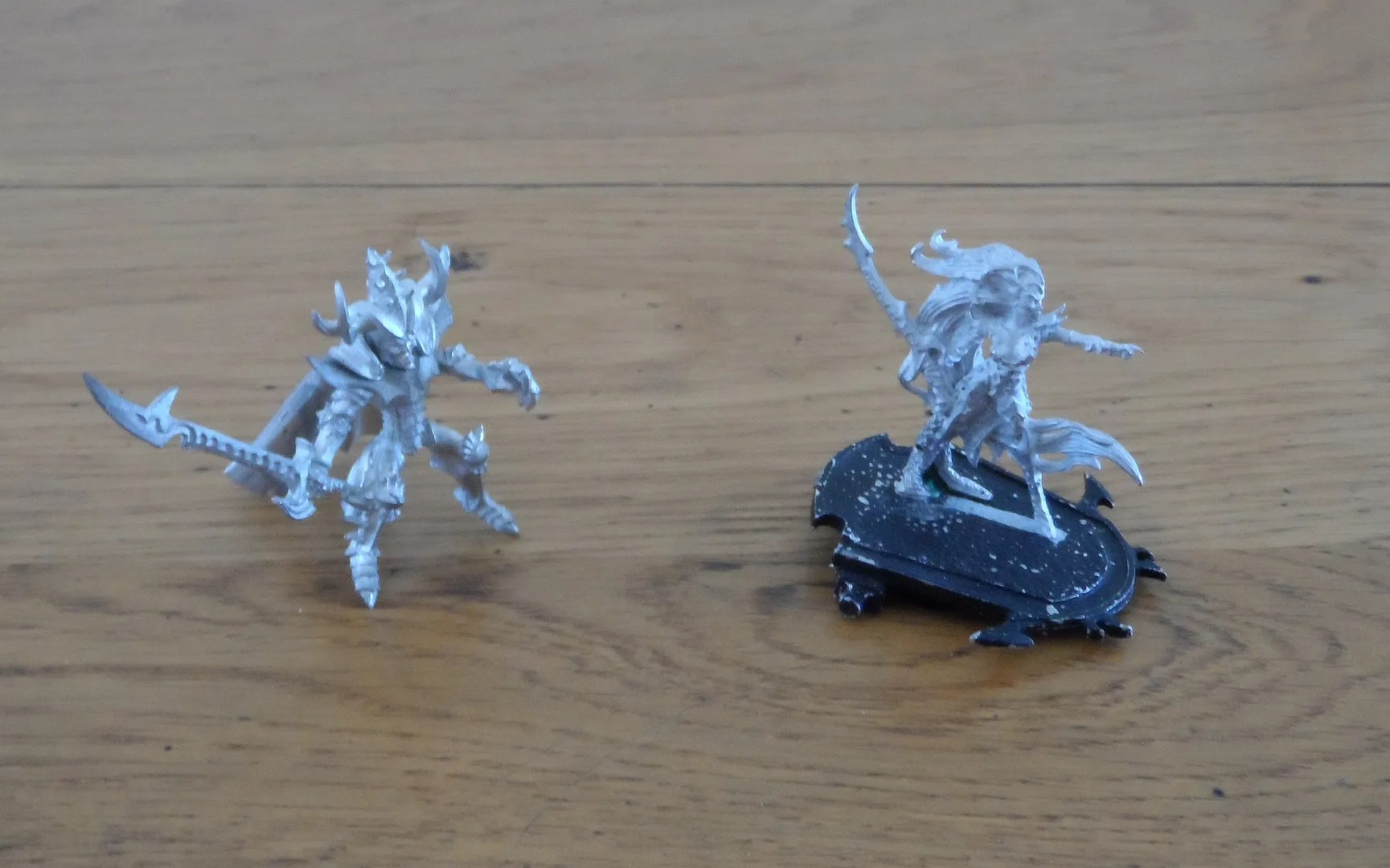 Witch King & Raging Heroes character