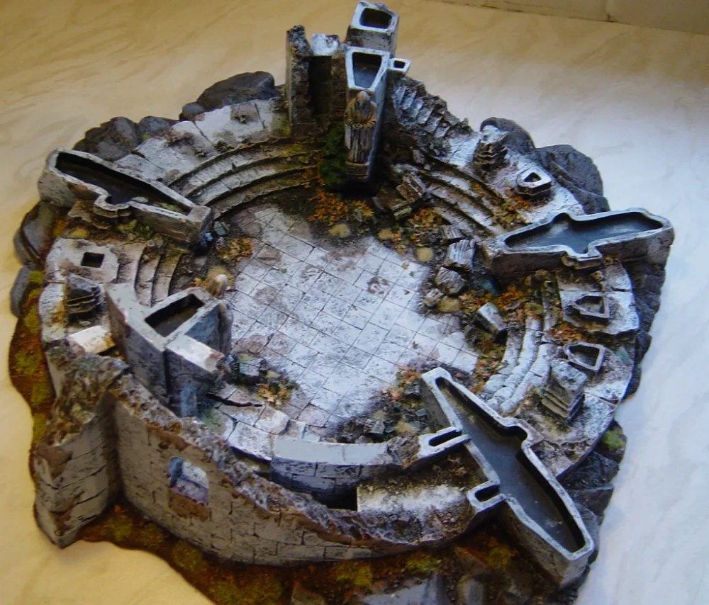 Weathertop - Amon Sul terrain piece (3/6)