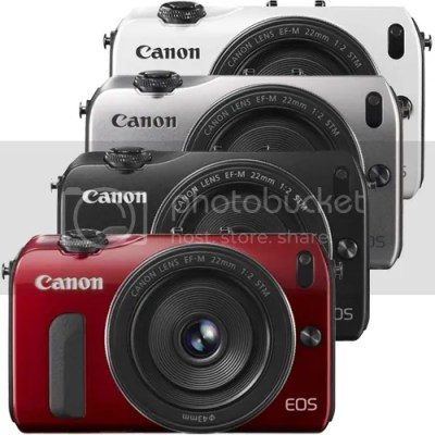 Firmware Update For Canon EOS M
