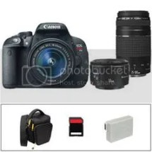 EOS 70D Price Drop