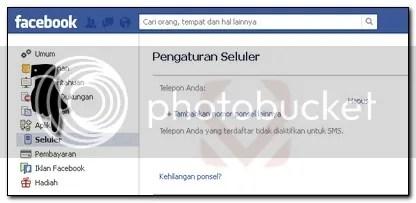6.Cara Memblokir Pesan Pemberitahuan Facebook