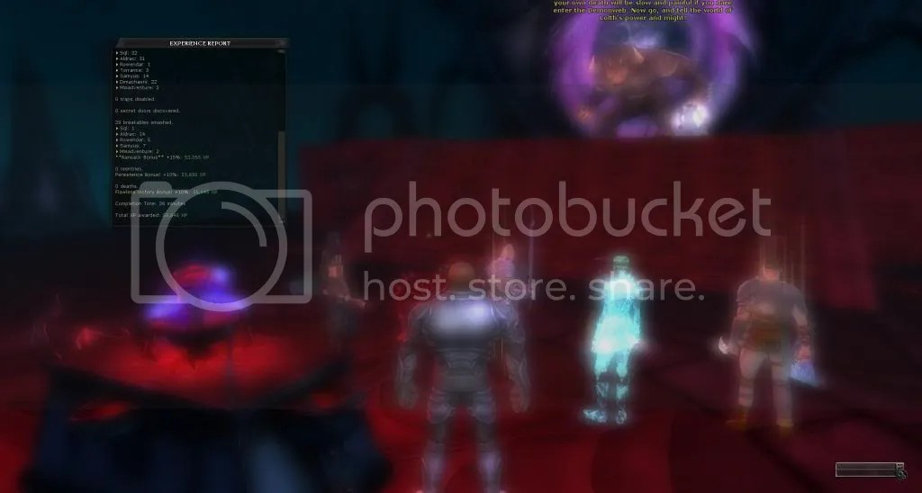The Portal Opens - XP