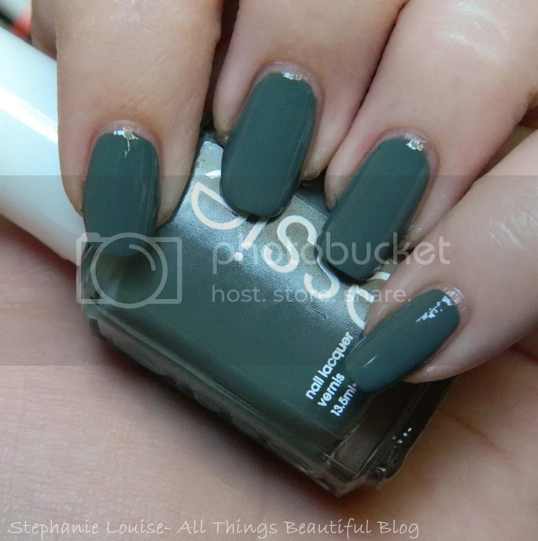 Essie Nail Polish in Vested Interest Fall 2013 Swatches & Review