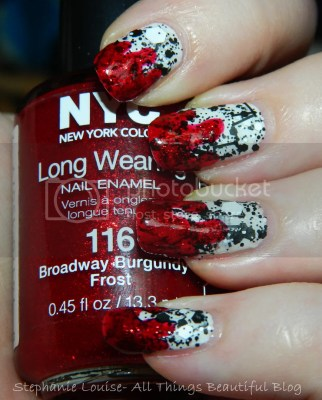 photo Fridaythe13thBloodyTVStaticNailArtManicureHalloween05_zps50ea9253.jpg
